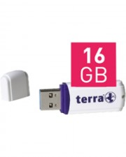 Terra Wortmann USThree USB-Flash-Laufwerk 16 GB