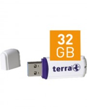 Terra Wortmann USThree USB-Flash-Laufwerk 32 GB