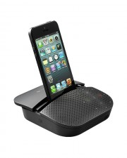 Logitech Mobile Speakerphone P710e Freisprechsystem drahtlos Bluetooth, NFC (980-000742)