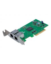 Supermicro Add-on Card AOC-SGP-i2 Netzwerkadapter PCIe 2.1 x4 Low Profile Gigabit Ethernet x 2 (AOC-SGP-I2)