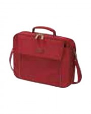 "Dicota Multi BASE Notebook-Tasche 15.6"" Rot"
