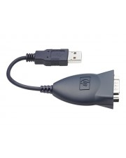 HP Serieller Adapter USB RS-232 x 1 Schwarz für 280 G1 Elite Slice for Meeting Rooms RP9 Retail System 9015 9018