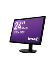 "TERRA 2435W HA GREENLINE PLUS LED-Monitor 24"" 2 ms Mattschwarz EEK: A"