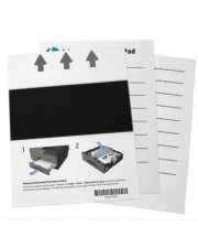 HP Printer cleaning sheet Druckerreinigung Advanced Cleaning Kit