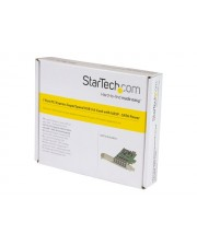 StarTech.com 7 Port PCI Express USB 3.0 Karte USB-Adapter PCIe 2.0
