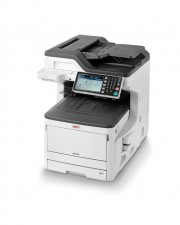 OKI MC853DN Multifunktionsdrucker Farbe LED A3 USB 2.0 Gigabit LAN USB-Host