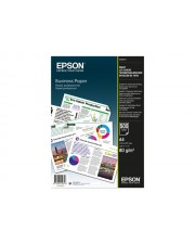 Epson Business Paper Normalpapier A4 210 x 297 mm 80 g/m² 500 Blatt für L382 l386 L486 Expression Home XP-245 342 442 WorkForce Pro WF-8090 R8590