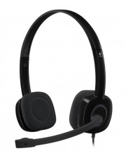 Logitech Stereo H151 Headset On-Ear