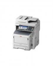 OKI MB 770dnvfax Laser LED Multifunktionsdrucker s/w A4 USB 2.0 - Gigabit LAN - USB-Host (46148711)