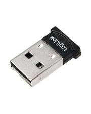 LogiLink USB Bluetooth V4.0 Dongle Netzwerkadapter 4.0 EDR Klasse 1
