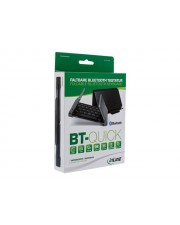 InLine BT-Quick Tastatur Bluetooth German QWERTZ Schwarz