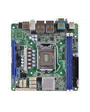 ASRock Server- / Workstation-Mainboard Chipset Intel C236 Socket LGA 1151 2 DIMM DDR4 2133MHz SATA III Graphics HD BIOS AMI ACPI