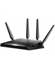 Netgear X4S AC2600 Router Ethernet-Anschluss Schwarz Dual Band WiFi 512 MB RAM Gigabit Ethernet USB 3.0 (R7800-100PES)