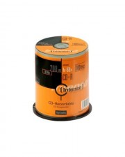 Intenso 100 x CD-R 700 MB 80 Min 52x Spindel (1001126)
