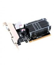 Inno3D GeForce GT 710 LP Grafikkarte 2 GB DDR3 PCIe Low Profile DVI D-Sub HDMI (N710-1SDV-E3BX)