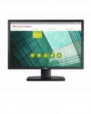 "Dell UltraSharp U2412M LED-Monitor 24"" 61 cm 8 ms IPS Schwarz EEK: C"