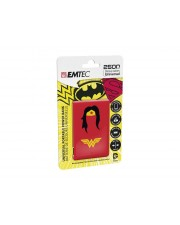EMTEC Power Bank 2500mAh Justice League Wonderwoman Ladegerät Lithium-Polymer Micro AAA (ECCHA25U700SH01U)