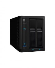 WD My Cloud PR2100 WDBBCL0040JBK NAS-Server 2 Schächte 4 TB HDD 2 x 2 RAID 0 1 JBOD Gigabit Ethernet
