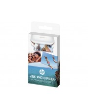 HP ZINK Sticky-Backed Photo Paper Selbstklebendes Fotopapier gloss finish 50 x 76 mm 290 g/m² 20 Blatt für Sprocket (W4Z13A)