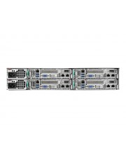 ASUS RS720Q-E8-RS12 4 Knoten Cluster Rack-Montage 2U zweiweg RAM 0 MB kein HDD AST2400 GigE Betriebssystem Monitor: keiner