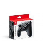 Nintendo Switch Pro Controller Gamepad Bluetooth 3.0 NFC Schwarz (2510466)