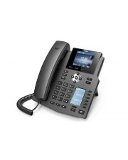 Fanvil IP Telefon X4G schwarz VoIP-Telefon Voice-Over-IP TCP/IP Ethernet Power over Freisprecheinrichtung CE (X4G)