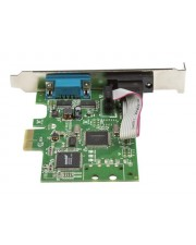 StarTech.com 2-Port PCI Express Serial Card with 16C1050 UART Serieller Adapter PCIe Low Profile RS-232 x 2