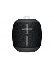 Logitech Wonderboom Schwarz Lautsprecher Kabellos 425 g 86 dBC 80 Hz 20 kHz IPX7 Bluetooth A2DP USB g Phantom (984-000851)