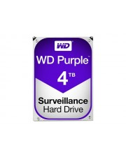 "Western Digital WD Purple Surveillance Festplatte 4 TB intern 8.9 cm 3.5"" SATA 6Gb/s 5400 rpm (WD40PURZ)"