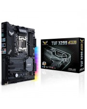 ASUS TUF X299 MARK 2 Motherboard ATX LGA2066 Socket USB 3.1 Gen 1 2 Gigabit LAN HD Audio 8-Kanal (90MB0UB0-M0EAY0)