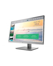 "HP EliteDisplay E233 LED-Monitor 58.42 cm 23"" Full HD IPS 5 ms Schwarz Silber EEK: A (1FH46AA#ABB)"
