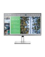 "HP EliteDisplay E243 LCD-Monitor 60.45 cm 23.8"" Full HD IPS 5 ms Schwarz Silber DisplayPort A+"