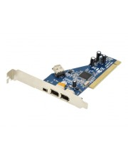 DIGITUS FireWire-Adapter PCI FireWire intern + x 3 (DS-33203-2)