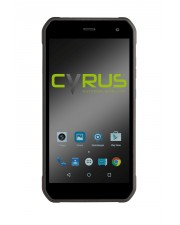 "Cyrus Technology Outdoor Smartphone CS40 11.9 cm 4.7"" 32 GB LTE Robust Schwarz"