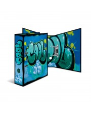HERMA Motivordner A4 Graffiti Cool Motif file graffiti cool 7 cm