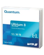 Quantum LTO ULTRIUM 8 MEDIA CARTRIDGE LTO/Ultrium 12.000 GB Daten-Cartridge (MR-L8MQN-01)