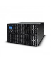 "CyberPower Systems USV OLS-XL Tower/19""-Serie 6000VA/5400W 6HE On-Line LCD USB/RS232 6min ext Offline- 6 min Parallel USB Extern Rack-Modul"