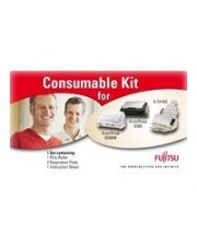Fujitsu Consumable Kit Scanner Verbrauchsmaterialienkit für fi-5110C ScanSnap S500 (CON-3360-001A)