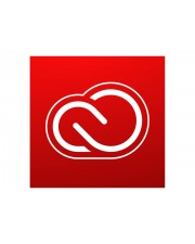 Adobe Creative Cloud for teams All Apps Team-Lizenzabonnement neu monatlich 1 Benutzer Reg. Promo Value Incentive Plan Stufe 4 100+ Win Mac Multi European Languages (65296997BC04A12)