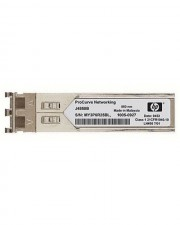 HP Enterprise SFP Mini-GBIC-Transceiver-Modul LC Multi-Mode, bis zu 550 m (J4858C)