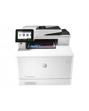 HP Color LaserJet Pro Multifunktionsdrucker Laser M479fdw Farbig