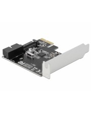 Delock PCI Express Karte zu 1 x intern USB 3.0 Pfostenstecker PCI-Express