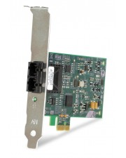 Allied Telesis ALLIED 1x100BaseFX/SC PCI-Express NIC inklusive Standard und low profile Glasfaser LWL Ethernet