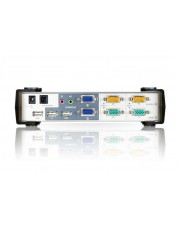 ATEN MasterView CS-1742 KVM-/Audio-/USB-Switch 2 x KVM/Audio/USB 1 lokaler Benutzer Desktop