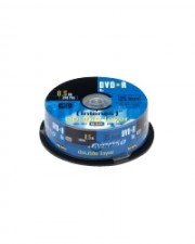 Intenso 25 x DVD+R DL 8.5 GB 8x Spindel (4311144)