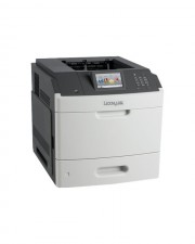 Lexmark MS810dn - Drucker - monochrom, Duplex, Laser, Legal, A4, USB-Host (40G0130)