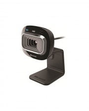 Microsoft LifeCam HD-3000 Webcam Farbe Audio Hi-Speed USB