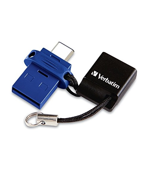 Verbatim Flash USB 3.0 64GB Store'n'go USB-Stick 64 GB 110 MB/s (49967)