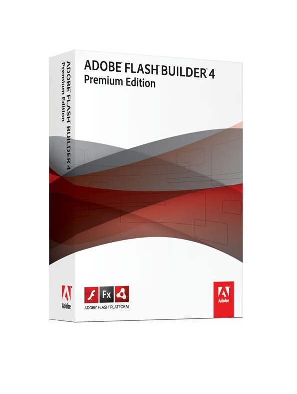 Adobe Flash Builder 4 Premium Edition Upgrade Win/Mac Englisch (65069631)