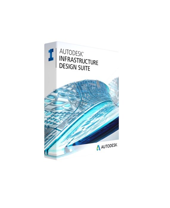 Autodesk Infrastructure Design Suite 2013 EDU / Schulversion Win Deutsch (785E1-128181-1001)
